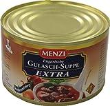 Menzi Ungarische Gulaschsuppe extra konzentriert (400ml...