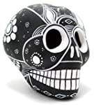 Day Of The Dead Sugar Skull, Handpain...