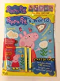 Peppa Pig's World All New Sticker Collection Starter Pack