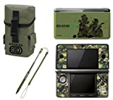 HORI Metal Gear Solid Snake Eater 3D Accessory Set