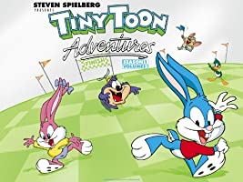 Steven Spielberg Presents Tiny Toon Adventures: Season 1 The Complete Second Volume
