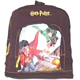 Harry Potter Quidditch Large Dark Brown Backpack