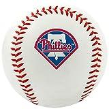 MLB Philadelphia Phillies Team Logo Baseball, Official, White