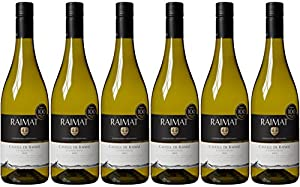 Raimat Castell De Chardonnay Wine 2012 75 cl (Case of 6)
