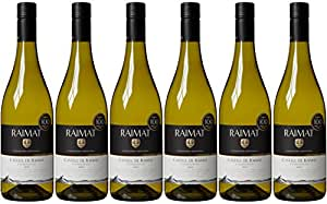 Raimat Castell De Chardonnay Wine 2012/2014 75 cl (Case of 6)