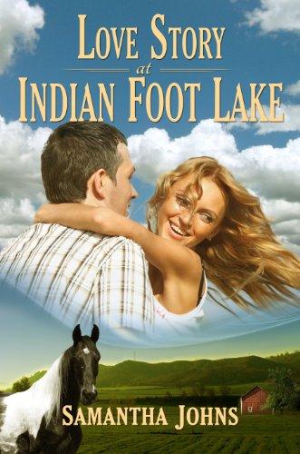 Book: Indian Foot Lake Love Story by Samantha Johns