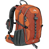 High Sierra Classic Series 59102 Cirque 30 Internal Frame Pack Redrock, Auburn, Charcoal 21.5&#215;12.75&#215;9 Inches 1830 Cubic Inches 30 Liters