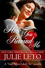 How You Remind Me (Girl Most Likely novella)