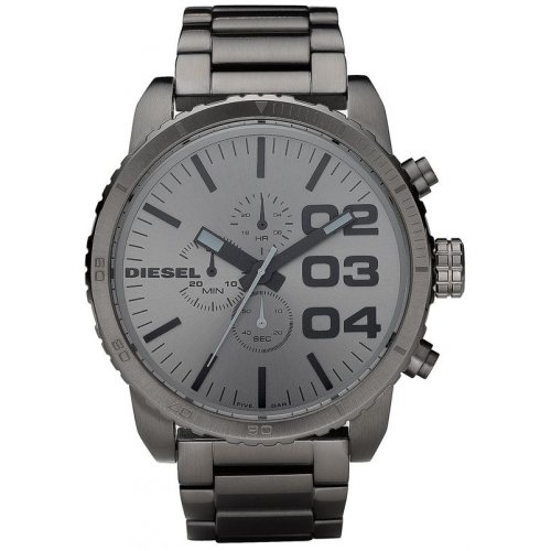 Diesel Men's DZ4215 Advanced Gunmetal Watch