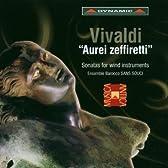 ヴィヴァルディ:木管のためのソナタ集(アンサンブル・バロッコ・サン・スシ)
