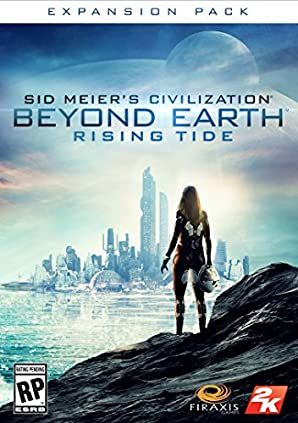 Sid Meier's Civilization: Beyond Earth - Rising Tide【日本語】 [オンラインコード]