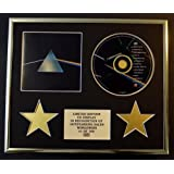 PINK FLOYD/CD DISPLAY/LIMITED EDITION/COA/DARK SIDE OF THE MOON