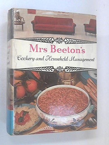 Mrs. Beeton's Cookery & Household Management (Beeton Household Management compare prices)