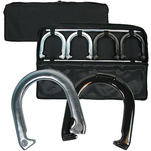 Trademark Global Executive Deluxe Easy to Carry Horseshoe Set