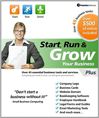 Start, Run & Grow Your Business PLUS for Mac [Download]