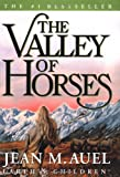 The Valley of Horses (Earth's Children) (0609610988) by Auel, Jean M.