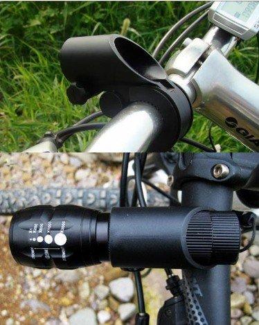 NowAdvisor®Q5 CREE 240 Lumen LED Bike Bicycle Headlight ...