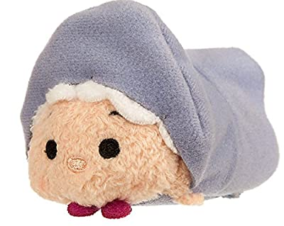 Cinderella Tsum Tsum Fairy Godmother Mini Plush for Sale