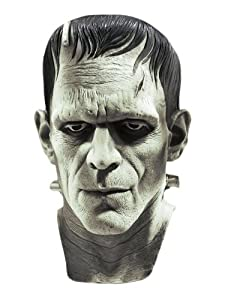 Universal Studios Silver Screen Edition Frankenstein Mask, Multi Color, One Size