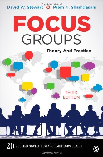 "Cover of ""Focus Groups: Theory and Practice"""