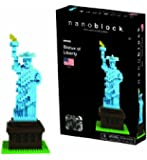 Nanoblock: Statue of Liberty