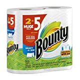 Bounty Select-A-Size Paper Towels, 12 Huge Rolls(Packaging May Vary)
