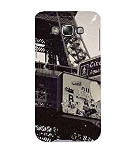FIXED PRICE Printed Back Cover for samsung E7