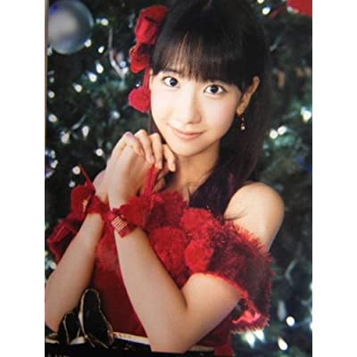AKB48生写真 永遠プレッシャー 劇場盤【柏木由紀】クリスマス