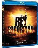 Pack El Rey Escorpión [Blu-ray]