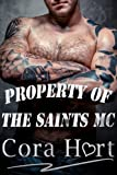 Property of The Saints MC: BBW and Biker Romance