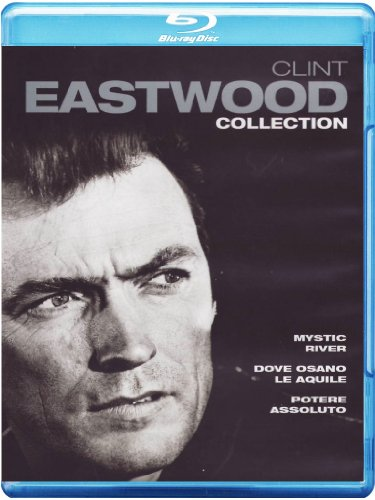 Clint Eastwood collection - Mystic river + Dove osano le aquile + Potere assoluto [Blu-ray] [IT Import]