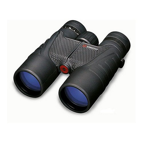 Simmons Prosport Series Binoculars 8X42 Black Roof Twist Up Eyecups