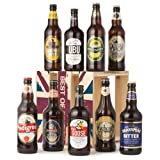 Marstons Porter and Woodman Best of British Beers Gift 500 ml (Pack of 9)