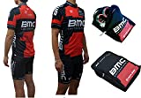 ビーエムシー(BMC) BMC Racing Team プロモーションジャージセット XS