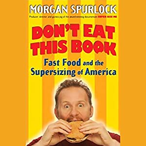 Don't Eat This Book Audiobook