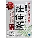 小林製薬の杜仲茶 3g*60袋