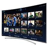 """Abbildung Samsung UE65HU8200T 65"""" 4K Ultra HD 3D Kompatibilität Smart-TV WLAN Schwarz - LED-Fernseher (4K Ultra HD, OLED, A, 16:9, 2160p, Schwarz)"""