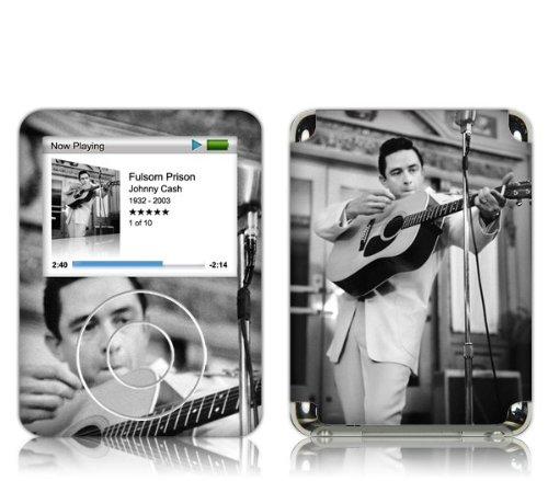 Zing Revolution Ms-Jc30030 Ipod Nano- 3Rd Gen- Johnny Cash- Guitar Skin front-362978