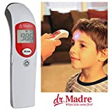 Medical Infrared Thermometer Amazon Prime Talking Non-Contact Thermometer Digital Forehead. Free Shipping Best Infrared Thermometer Baby For Home Pediatric Use IR Laser No Touch Instant Results