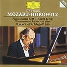 Mozart : Piano Sonatas K 281, 330 & 333