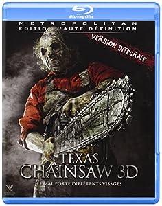 Texas Chainsaw [Blu-ray 3D] [Combo Blu-ray 3D + DVD]