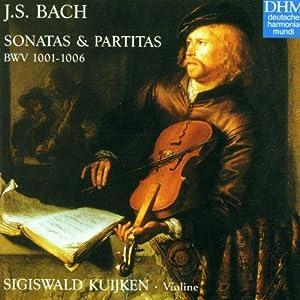 Bach, J.S.: Sonatas & Partitas Bwv 1001