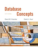 Database Concepts, 6th Edition Front Cover