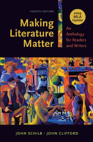 Making Literature Matter with 2009 MLA Update: An...