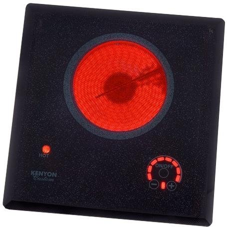 Kenyon B41573 Lite-Touch Q Outdoors Electric Cooktop