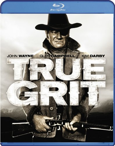 Cover art for  True Grit [Blu-ray]
