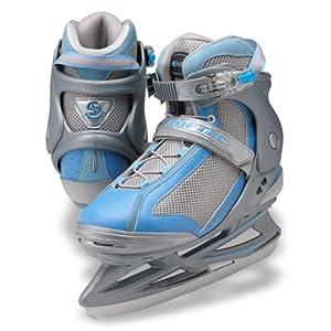 Jackson Softec Comfort Ice Skates - ST1000 Ladies Hockey Ice Skates by Jackson