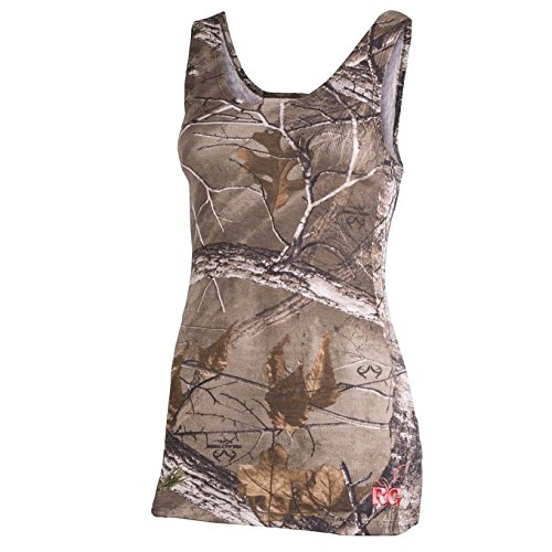 Realtree Girl® Abby Tank Top Shirt Xtra® Camo (Large) (Realtree Camo Tank Top compare prices)