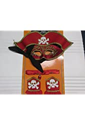 Womens Adult Instant Pirate Costume Kit