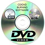 CD/DVD Burner Software - DVD Movie Creator & Music MP3